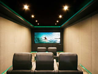 Portfolio CPD Sound & Vision Salle multimédia moderne