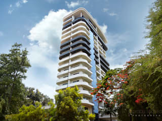 Casas de estilo  de Prabu Shankar Photography, Moderno