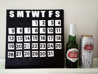 DIY calendar: A sweet home in Canada의