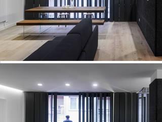 Portas e janelas modernas por RDLC Moderno