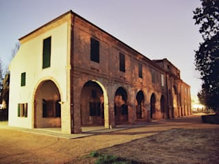 Rustieke huizen van Studio Valle architettura e urbanistica Rustiek & Brocante