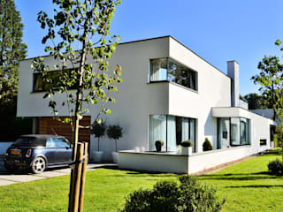 Houses by FWP architectuur BV