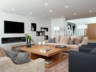 Molins Design Living room Wood Beige