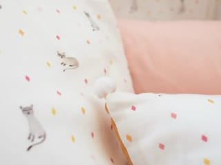 Coussins Chats - Collection Silly & Billy + Sonia Cavallini:  de style  par Silly & Billy