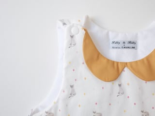 Gigoteuse Turbulette Chats - Collection Silly & Billy + Sonia Cavallini:  de style  par Silly & Billy