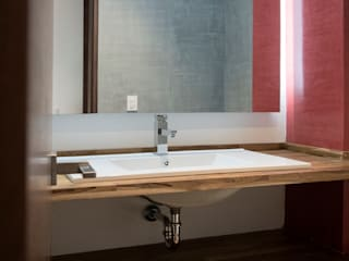 Bathroom by KDF Arquitectura, Modern