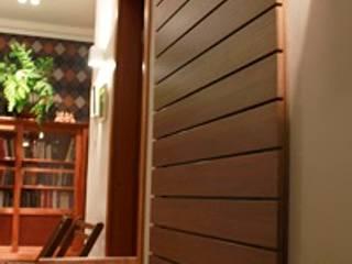 Residencial Paraíso: Terraços  por Rentes Arquitetura e Interiores