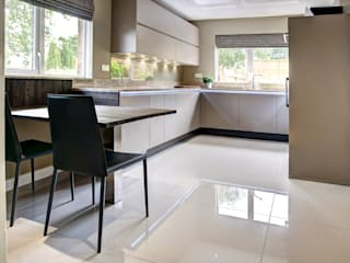 Willow Way Haus12 Interiors Modern kitchen