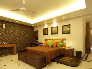 My Projects:  Bedroom by lifestyle Interio