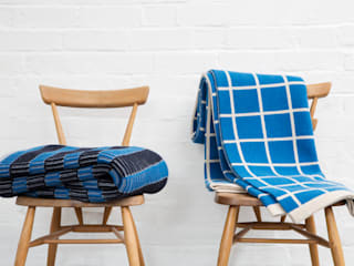 Rack & Grid Blankets:   by Seven Gauge Studios