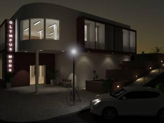 Palestra Olimpus:  in stile  di Esperto in Architettura Digitale in Ambiente Autodesk,