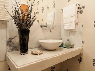 Apartamento Lourdes Banheiros modernos por Morávia - Arquitetura e Interiores Moderno