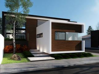 Maisons de style  par Wowa, Moderne