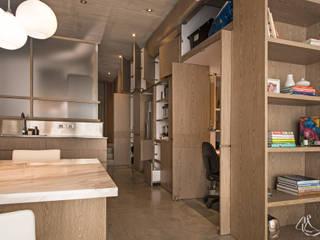 Moderne muren & vloeren van MEMA Arquitectos Modern