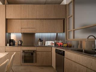 Cocinas de estilo moderno de MEMA Arquitectos Moderno