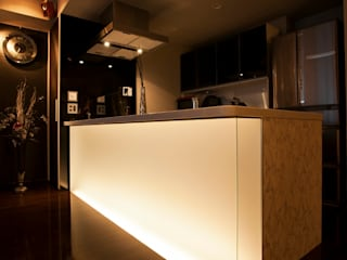 Kitchen by QUALIA, Eclectic