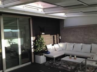 Modern Terrace by Juanjo Álvarez Modern