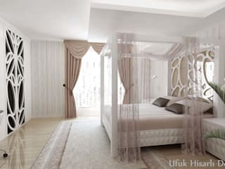 Modern Bedroom by HİSARİ DESIGN STUDIO Modern