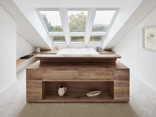 Philip Kistner Fotografie Modern style bedroom White