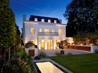 Two Houses, St John's Wood Casas de estilo clásico de KSR Architects Clásico