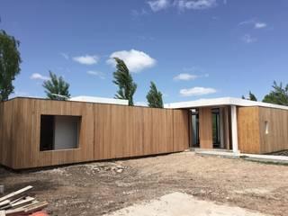 Casa JO Casas modernas de Felipe Gonzalez Arzac Moderno
