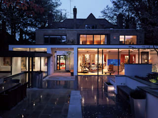 Compton Avenue, Highgate KSR Architects Maisons modernes