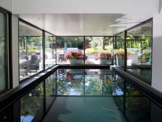 KSR Architects | Compton Avenue | Pool Modern pool by KSR Architects Modern