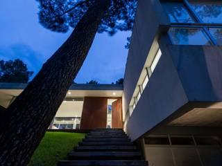 Casa O2 Casas modernas de Felipe Gonzalez Arzac Moderno