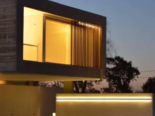 Casa MJ Casas modernas de Felipe Gonzalez Arzac Moderno