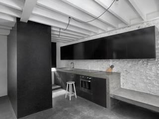 Habitation LAR Cuisine minimaliste par adn architectures Minimaliste