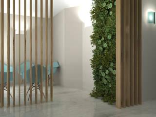 Cabinet médical /: Bureaux de style  par Bargann Architecture