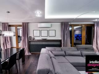 Projekt i realizacja luksusowego apartamentu w Krakowie od Intellio designers