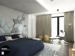 Dormitorios de estilo clásico de FLUFFO fabryka miękkich ścian Clásico