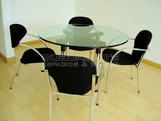 Quadrante Espacios y Diseño Ltda 書房/辦公室桌子