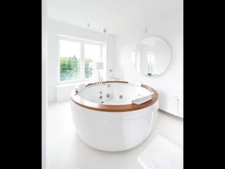 Квартира в г. Светлогорск. Ванная комната в стиле минимализм от Строймассив Минимализм