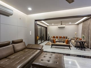 Modern Living Room by Spaces and Design Modern
