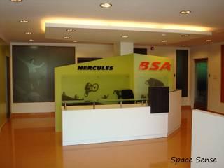 Moderne kantoor- & winkelruimten van Space Sense Modern