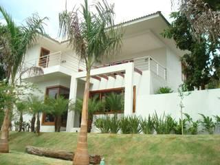 Sandra Kátia Junqueira Moderne Häuser