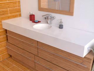 Design de produit - Vasque par Archi-Prev