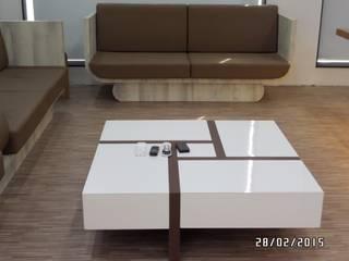 Office Interior: modern  by JNS Design,Modern