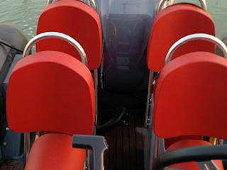 ボートシート: sixinch JAPANが手掛けたです。