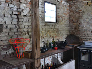 progetto Modern style kitchen by Bongiana Architetture Modern