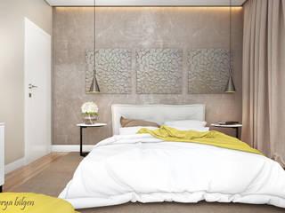 Moderne slaapkamers van Derya Bilgen Modern