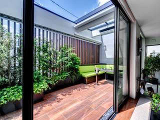 Garden by TERAJIMA ARCHITECTS, Modern