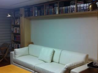 Modern living room by 디자인 컴퍼니 에스 Modern