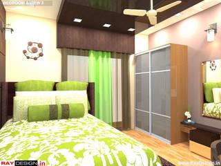 Modern Bedroom by Ray Design World Modern