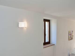 revolite LED Wandleuchte Murella Dietmar Tappe revolite Flur, Diele & TreppenhausBeleuchtungen Transparent