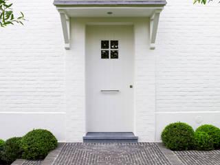 Project together with Paul Rijs:  Huizen door Dauby, Landelijk