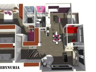 Classic style dining room by construcciones y reformas Viguera Classic