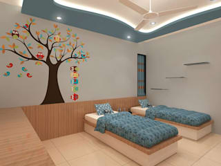 Kunal & Associates Nursery/kid's room